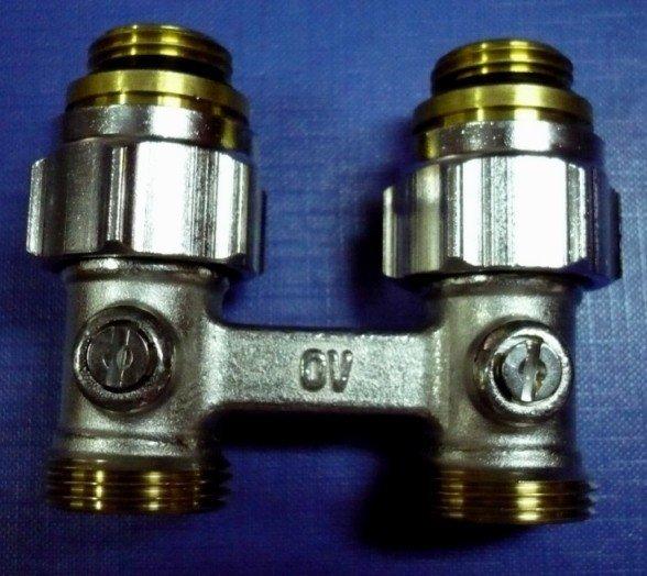 Oventrop Multiflex Przyłącze grzejnikowe moduł podłączeniowy