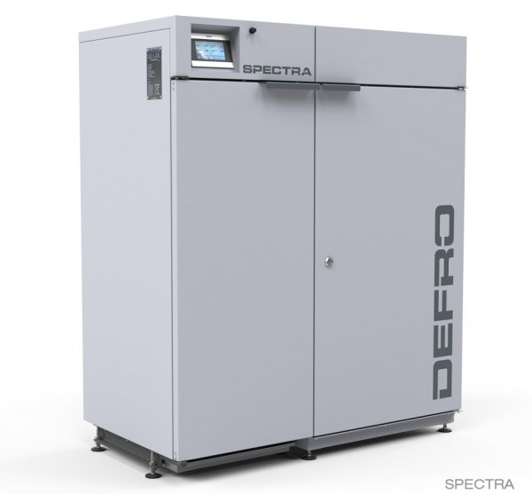 Defro Spectra 20 kW Kocioł peletowy 5 klasy
