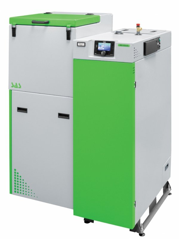 SAS Bio Solid 25 kw Kocioł pelletowy Ecodesign