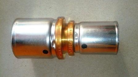 Oventrop Cofit P Złączka zaprasowywana 26x16 redukcyjna