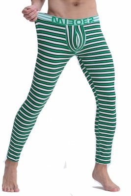Long Johns MIBOER BEE Green