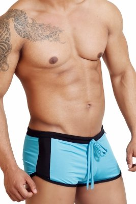 Bokserki WJ 308 Blue Trunks
