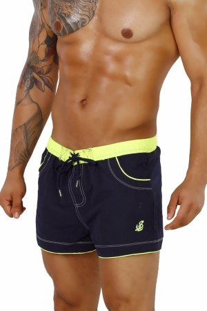 Supa! Swim! Martinika Trunks (Navy)