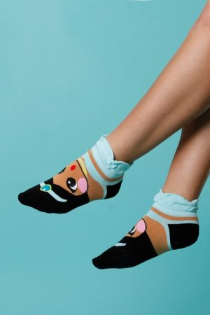Supa! Sox! Jasmine ladies socks (JP6202)