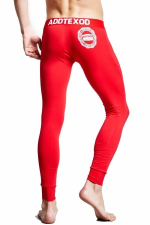 Long Johns ADX STAMP Red