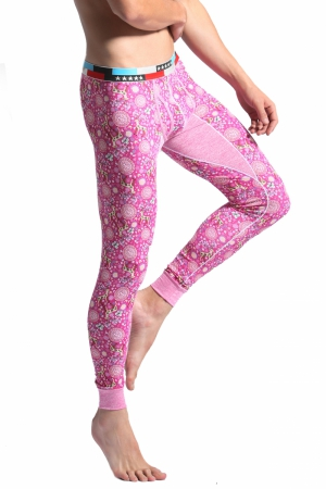 Long Johns BODY GMW Reindeer Pink