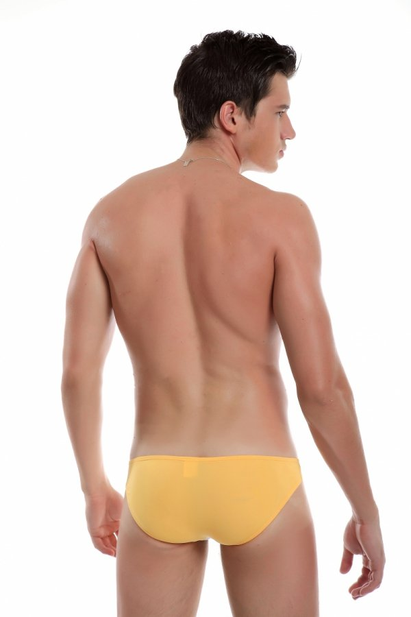 LONJO Pop Yellow Briefs