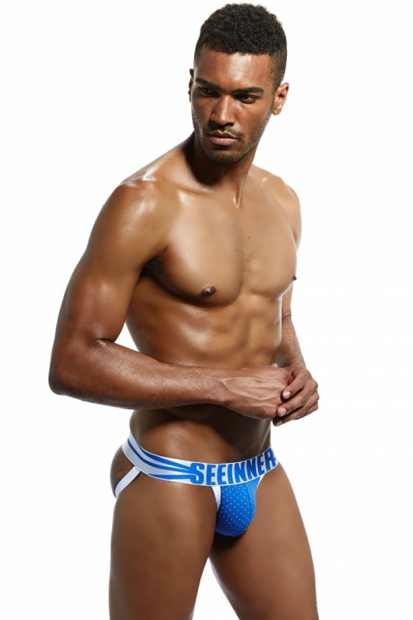 Jockstrap SEEINNER Magic Dots (Blue)