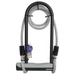 U-Lock OXC Shackle 12 DUO 190x330mm 1.2m
