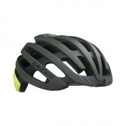 Kask Lazer Z1 Matte Dark Green F-Yellow roz.M