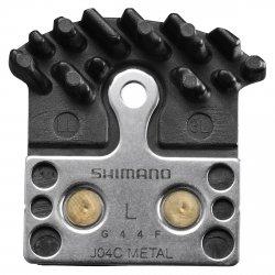 Okładziny Shimano J04C Metal/Radiator (OEM)