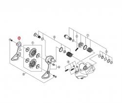 Wózek przerzutki Shimano Dura Ace RD-9070 wewnętrzny
