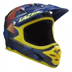 Kask extreme Lazer Phoenix+ Gloss Color Triangles S