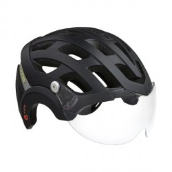 Kask E-Bike Lazer Anverz MIPS Mat Black L +LED