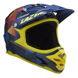 Kask extreme Lazer Phoenix+ Gloss Color Triangles XL