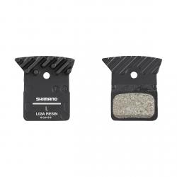 Okładziny hamulca tarczowego Shimano L03A (25par) Żywiczne