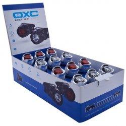 OXC Lampka BrightSpot Przód 6 Tył 6 LED