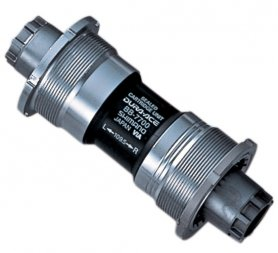 Wkład suportu Shimano Dura Ace BB-7700 BSA 109.5mm OCTALINK