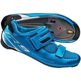 Buty triathlonowe Shimano SH-TR900 roz.46 SPD-SL niebieskie