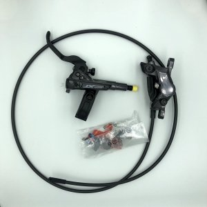 Hamulec tarczowy przód Shimano Deore XT BL-M8100 BR-M8120 1000mm