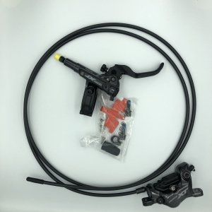 Hamulec tarczowy tył Shimano Deore XT BL-M8100 BR-M8120 1700mm