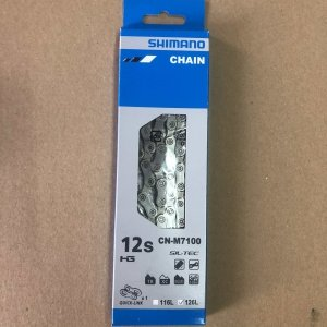 Łańcuch Shimano SLX CN-M7100 12rz. 126 ogniw