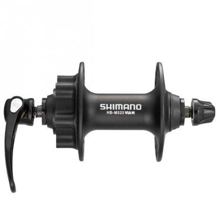 Piasta przednia Shimano HB-M525-A 36H czarna 6 śrub