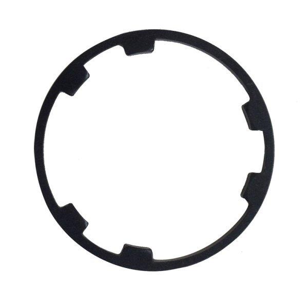 Podkładka dystansowa do kaset Shimano CS-HG50 7rz. 1mm plastik