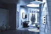 REA - Zestaw natryskowy podtynkowy MARCO+bateria termostatyczna