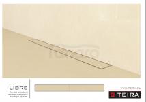 TEIRA - Odpływ liniowy LIBRE