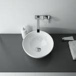 ELITA - Umywalka nablatowa ceramiczna MIKO 145295