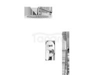 VEDO - Zestaw natryskowy podtynkowy  III OTTO VBO8223/30