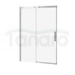 CERSANIT - Drzwi przesuwne do kabiny prysznicowej crea 140 x 200  S159-008