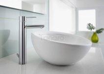 ROCA - umywalka BOL nablatowa 42 x 42 x 23 cm bez otworu