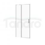 CERSANIT - Drzwi na zawiasach kabiny prysznicowej moduo 90 x 195 LEWE  S162-005