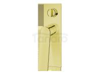 VEDO - Bateria wannowo-natryskowa podtynkowa II 2 wyjścia 1/2 DESSO ORO złoto  VBD4016/ZL
