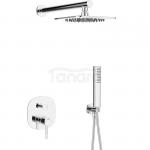 LAVEO - Zestaw prysznicowy podtynkowy POLLA BAP 001P