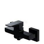 OMNIRES - Bateria wannowa czarny mat PARMA PM7440BL