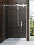 New Trendy - Drzwi prysznicowe przesuwne DIORA / Linia Platinium 130cm MOŻLIWOŚĆ SKRÓCENIA GÓRNEJ BIEŻNI
