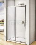 WANA - Drzwi prysznicowe przesuwne LENOS Easy Clean