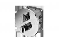 VEDO - Bateria termostatyczna podtynkowa 2 wyjścia RONDO 6773-2
