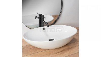 REA- Umywalka ceramiczna nablatowa OLGA