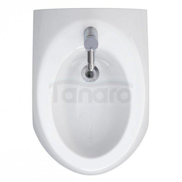 OPOCZNO - ZESTAW Miska WC wisząca HIGH STREET + bidet HIGH STREE