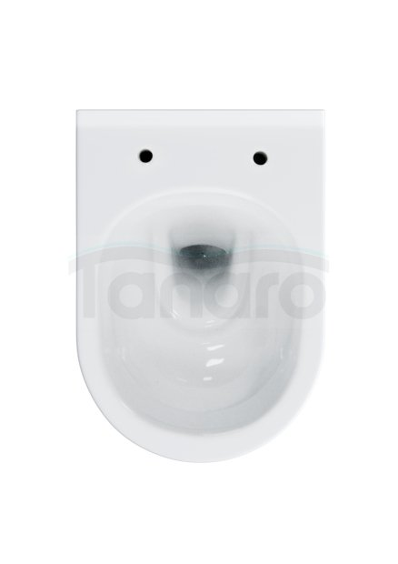 OPOCZNO - Miska WC zawieszana STREET FUSION + deska wolnoopadająca