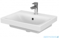 Cersanit Moduo umywalka 60x45 cm meblowa biała K116-011