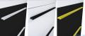 Elita Kwadro Plus słupek wiszący z lustrem 60x160x39cm anthracite 166778