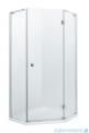 Roca Metropolis Diamond kabina 90x90cm szkło przejrzyste
