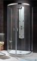 Radaway Premium Plus P Kabina półokrągła 100x90 szkło przejrzyste 33300-01-01N