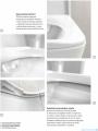 Tece TECEone miska wisząca myjąca 54x40cm 9700200
