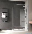 Radaway Euphoria KDJ Kabina prysznicowa 100x110 prawa szkło przejrzyste